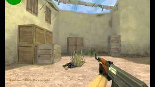 WNG|Zneel 4 kill ( 3 HS ) Counter Strike 1.6