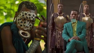 Even some black people are suspicious of Marvel's Black Panther