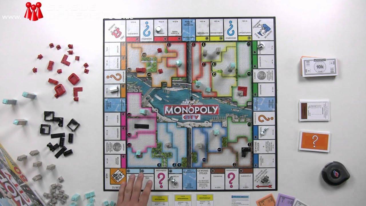 Monopoly - City - YouTube