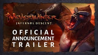 Infernal Descent Announcement Trailer preview image