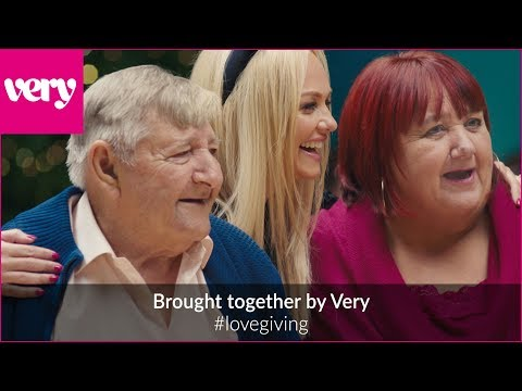 very.co.uk & Very Promo Code video: Love Giving 2019 | Very