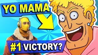 BRODY PLAYS Fortnite Battle Royale (First Match)