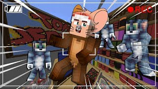 CHUỘT BẮT MÈO - Minecraft Hide And Seek