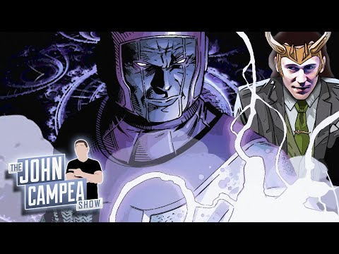 Is Kang One Of The Time Keepers In Loki - The John Campea Show