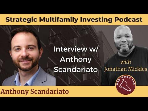 014: Interview w/ Anthony Scandariato