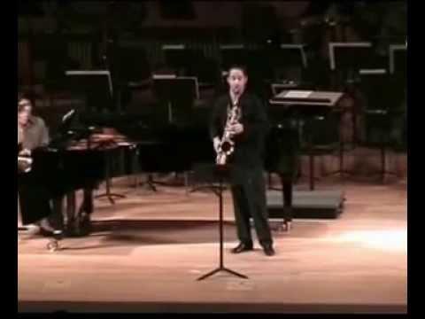 Vincent Daoud - Chant Premier op.103 Marcel MIHAL