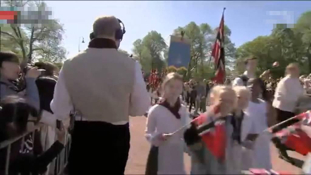 Norveç 200. Bağımsızlık Günü'nü kutladı