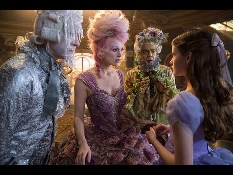 El Cascanueces y Los Cuatro Reinos - Trailer espan?ol (HD)