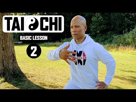 Basic Tai Chi Qi Gong Lesson 2 | Master Wong