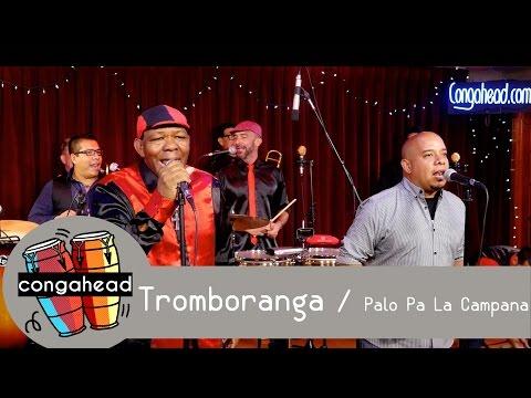 Tromboranga performs Palo Pa La Campana