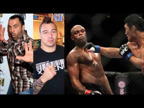 Baixar Joe Rogan and Dan Hardy Talk About Anderson Silva