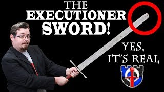 Underappreciated historical weapons: THE EXECUTIONER SWORD