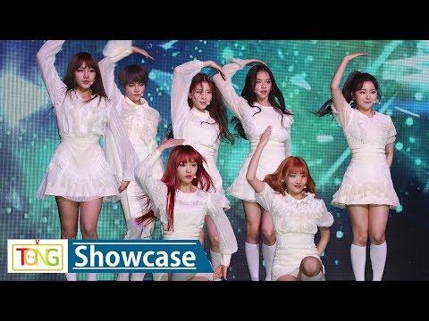 GWSN(공원소녀) 'Puzzle Moon' Showcase Stage (퍼즐문, 밤의 공원 part one)