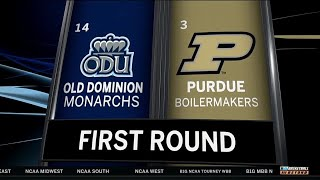 Highlights & Analysis: No. 3 Purdue Opens with Win vs. No. 13 Old Dominion | 2019 NCAA Tournament