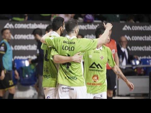 Los Mejores Goles de Palma Futsal en la Temporada 2019/20