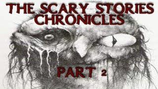 (Scary Stories) To Tell In The Dark | By Alvin Schwartz | Part 2