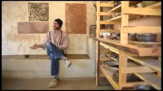 Lawrence ceramic artist describes his work