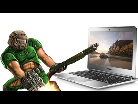 Play Doom and Quake on a Chromebook when Offline
