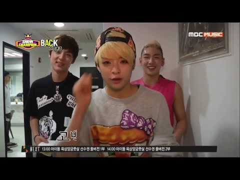 130928 Show Champion Backstage Amber Cut