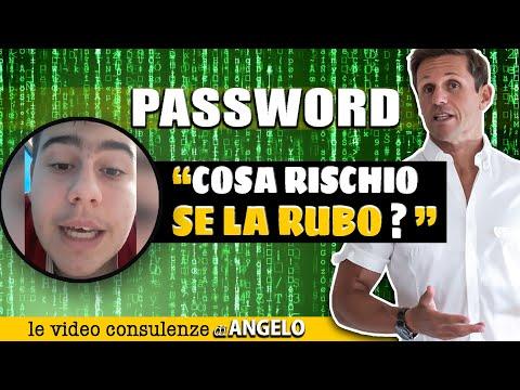 RUBARE PASSWORD: rischi legali | Avv. Angelo Greco