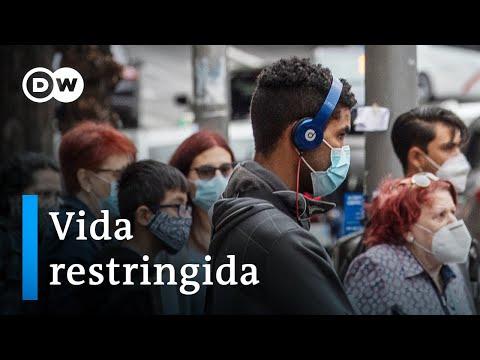 Madrid se prepara para su segundo confinamiento