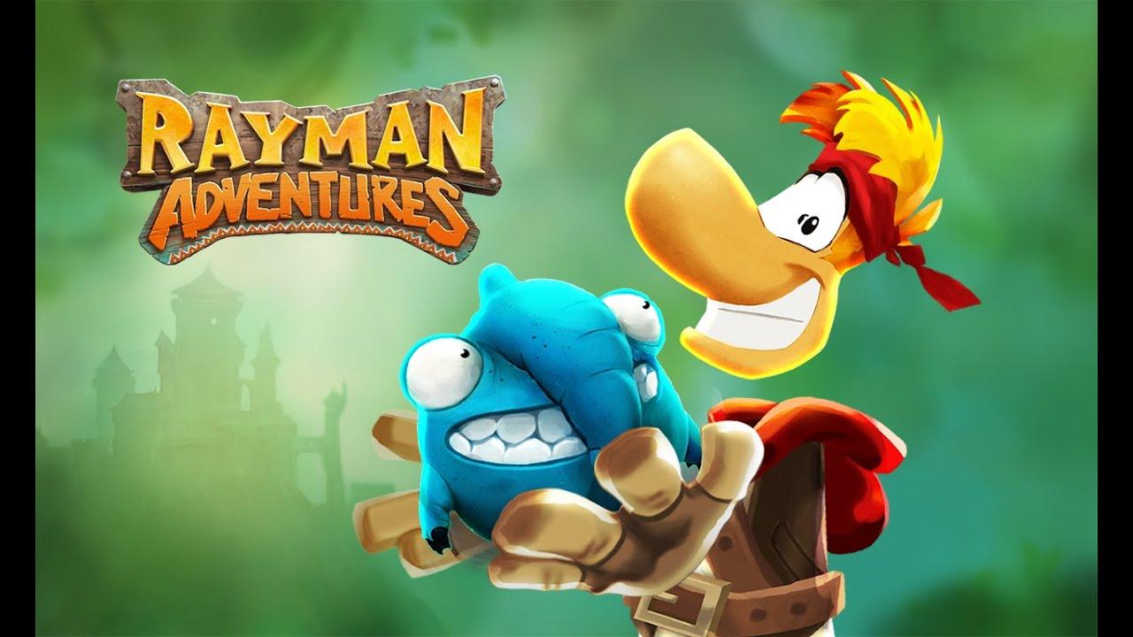 Играй Rayman Приключения on pc 1