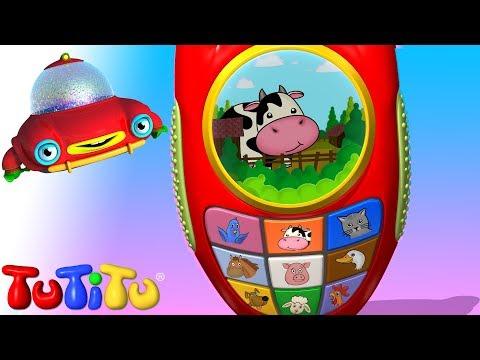 TuTiTu - Telefonul mobil