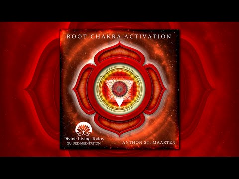 Root Chakra Activation Guided Meditation - Audio Preview