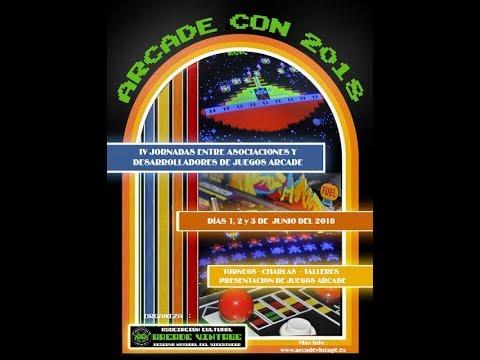 ArcadeCon 2018
