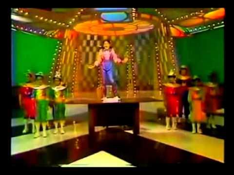 Si Yo Fuera Presidente - Sara Eugenia - (Juguemos a cantar  1982)