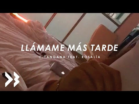 Rosalía, C. Tangana - Llámame Más Tarde (Official Vertical Video)