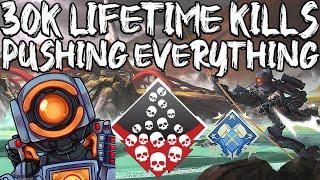 30,000 Lifetime Kills - Pathfinder Main - 3,000+ Season 6 Kills