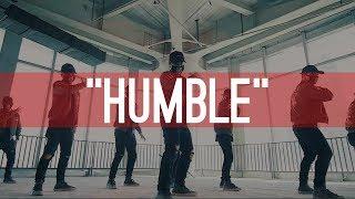 "Kendrick Lamar ""Humble""   Choreography by The Kinjaz"