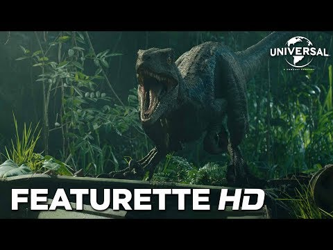 JURASSIC WORLD: EL REINO CAÍDO - Salvando a los dinosaurios
