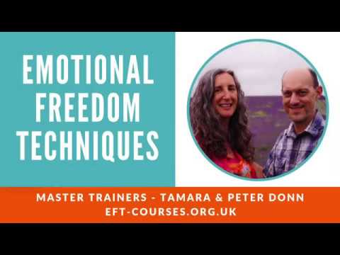 EFT Training courses in London, Herts and Worldwide