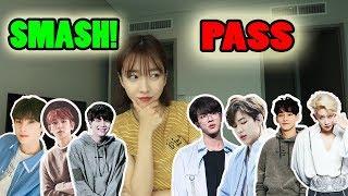 IDOL K-POP TIPE IDEAL SUNNYDAHYE (SMASH OR PASS K-POP VERSION)