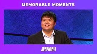 Jeopardy! Presents: Arthur Chu Memorable Moments