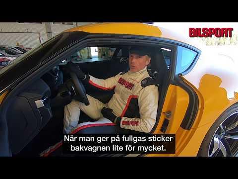 Toyota GR Supra i Bilsport Supertage