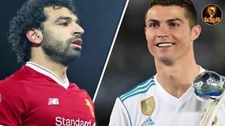 Ronaldo - Salah bùng nổ Poker chỉ 8 bàn - Messi vĩ đại vị VƯỢT MẶT