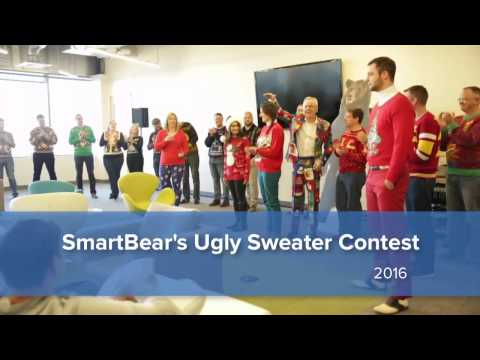 SmartBear's Ugly Sweater Contest