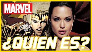 ¿Quién es THENA?- The Eternals (INTERPRETADO por Angelina Jolie) MARVEL