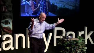 Discipline or Regret - A Father's Decision | David Knapp-Fisher | TEDxStanleyPark