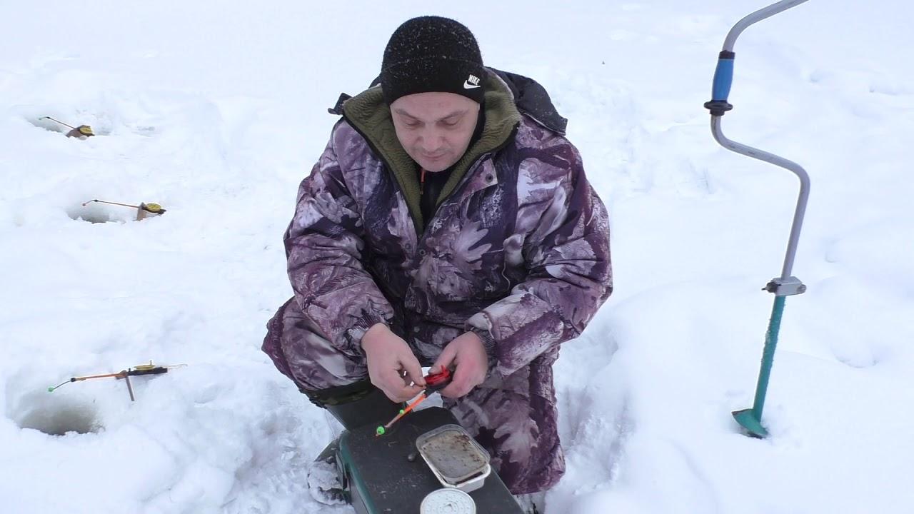 Зимняя рыбалка на хариуса 2019