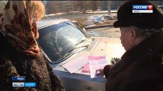 Жительница Омска почти год пытается вернуть остановку общественного транспорта