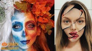 Top 10 INSANE Halloween Makeup Tutorials - CRAZY HALLOWEEN 🎃2018