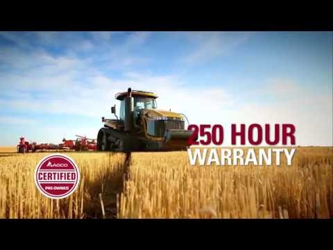 Thompson Agriculture - Certified Preowned Challenger Tractors
