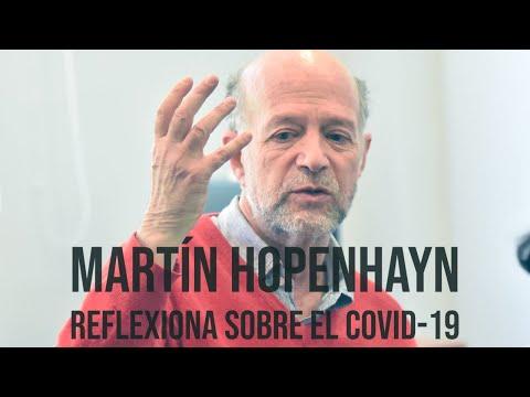 Vidéo de Martin Hopenhayn