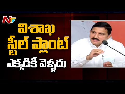 MP Sujana Chowdary defends Centre's decision to privatise Visakha Steel Plant