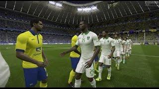 فيفا 15 الاهلي والنصر بلايستيشن 4 الدوري السعودي|(Fifa 15 Al-Nasser VS Al-Ahli Gameplay  (PS4