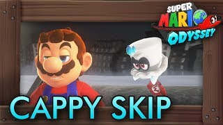 What If You Skip Cappy in Super Mario Odyssey?